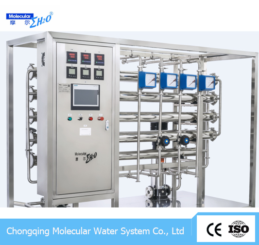 GMP Purified Water for Pharmaceutical Industry_Molewater System Co ,Ltd